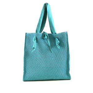 borse di paglia artigianali