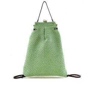 zainetto estivo verde