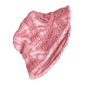 cappello estivo donna rosa