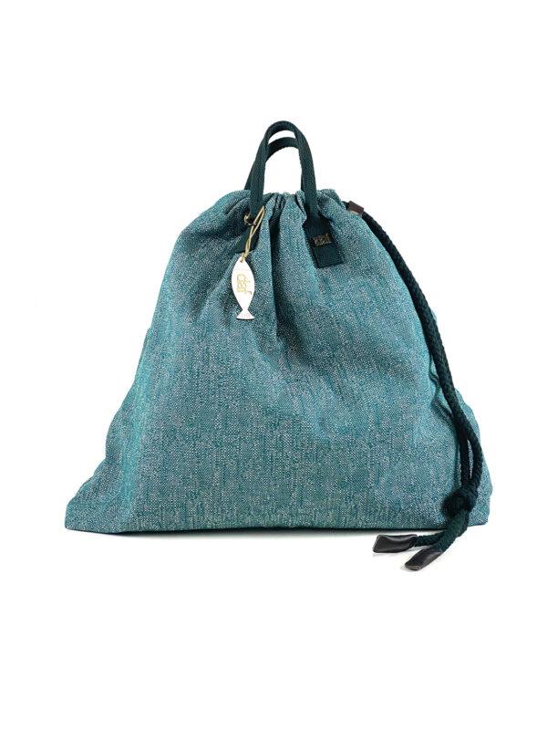 sacca lino e cotone petrolio