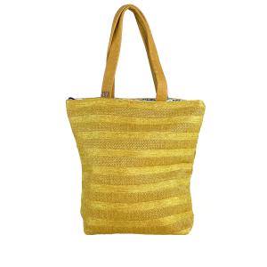 shopping bag senape