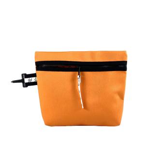 pochette mare arancione