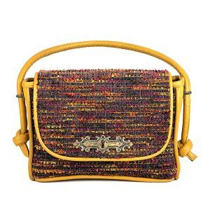 borsa ascellare elegante, borsa modello chanel