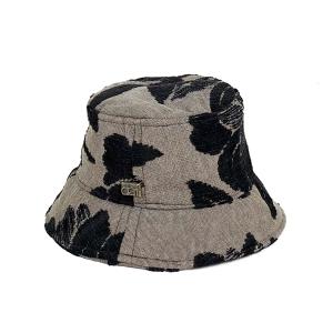 cappello fiorato pescatore